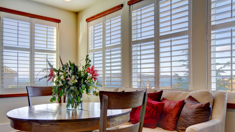 Highprofile Elite Timber Shutters